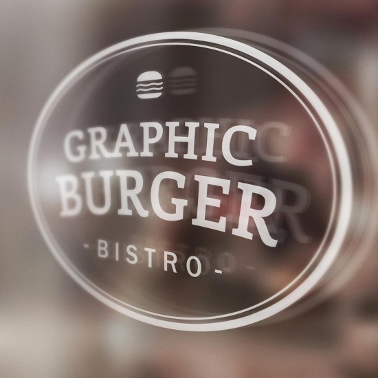 Grafic burger