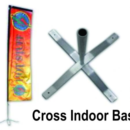 cross indoor base