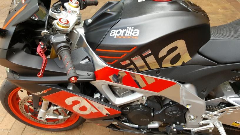 Aprilia Signage