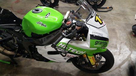motorbike branding