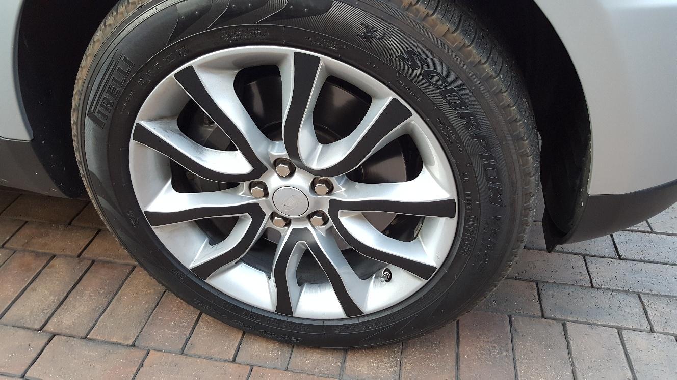 Tire Wraps