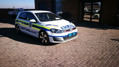 Police wraps