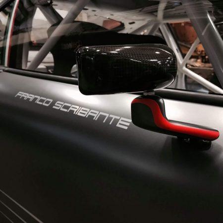 Custom racing branding