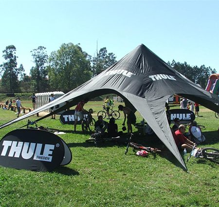 Stretch Tents